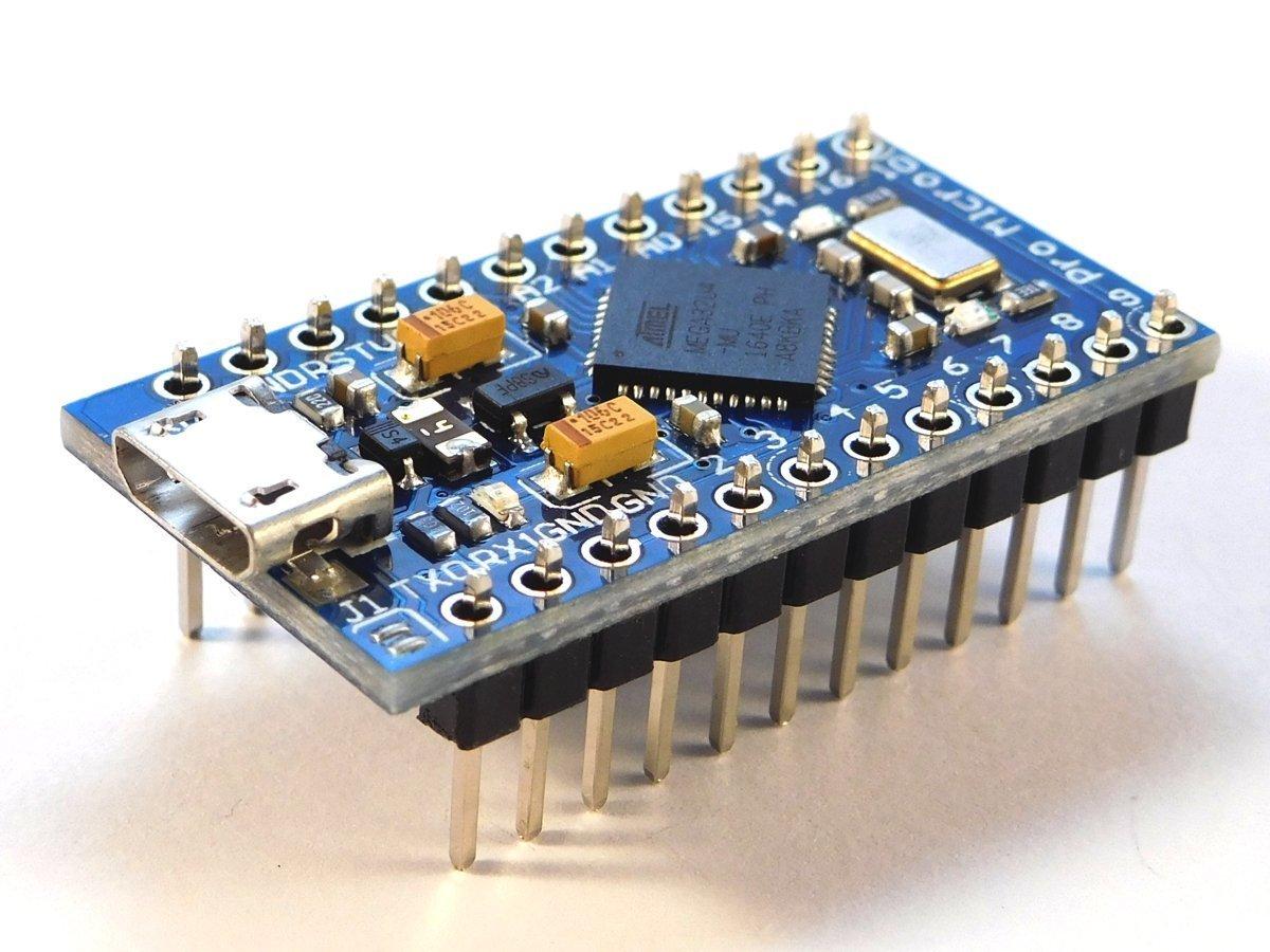 arduino pro micro atmega32u4 usb 5v 16mhz sparkfun design. Black Bedroom Furniture Sets. Home Design Ideas