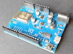 esp8266 b1 255x191 - WEMOS D1 R1 Arduino compatible ESP8266 WiFi Development Board