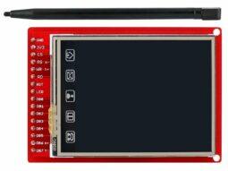 TFT Display 2.2 Touch Arduino ILI9225 / RM68130