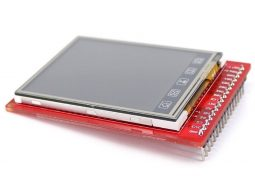 TFT Display 2.2 Touch Arduino ILI9225 / RM68130