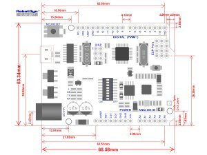 RobotDyn UNO R3 WiFi dimensions 300x225 - RobotDyn_UNO_R3_WiFi_dimensions