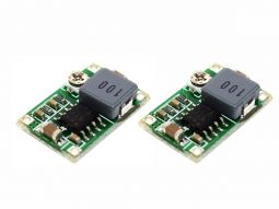 Super Mini DC-DC Converter 1-17V 3A 11 x 17mm