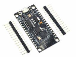 NodeMCU Lua ESP8266 WiFi 4MB + 32MB, USB, IoT, Arduino