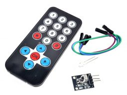 IR Remote Control Sender Receiver Kit Arduino etc.