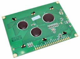 LCD12864 128x64 Pixel Graphic, blue/white, ST7920, Arduino etc.