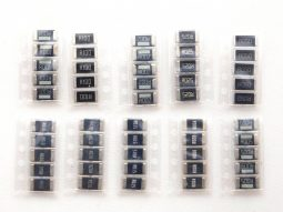 50 resistors 2512 alloy 1 255x191 - 50 pcs SMD 2512 Alloy Power Shunt Resistors 1 to 100mΩ, 2 Watt