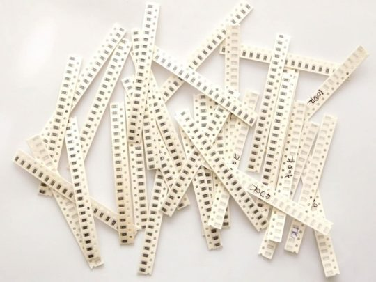 660 pcs 33 values Ultimate SMD 0805 resistor kit