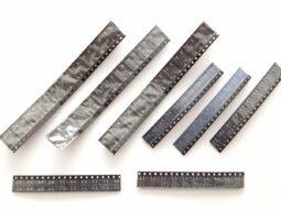 80 pcs SMD Rectifier Kit MB6S MB6F MB10S MB10F ABS10 DB107S DB157S DB207S