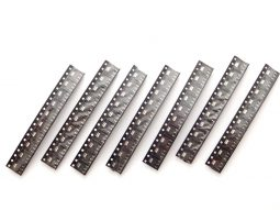 70 pcs Ultimate AMS1117 Voltage Regulator Kit, 7 Values, SOT-223