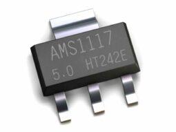 70 pcs Ultimate AMS1117 Voltage Regulator Kit, 7 Values, SOT-223