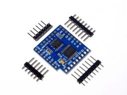 D1 Mini WEMOS compatible Motor Driver Shield