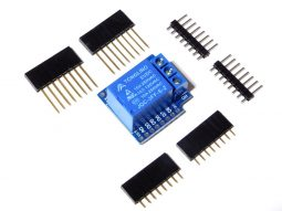D1 Mini WEMOS compatible Relay Shield - Internet Of Things