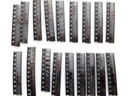 180 pcs Ultimate Mini Transistor Kit SOT-23, 18 different types