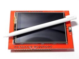 2.4 TFT Touch Display for Arduino UNO, Mega etc., 240x320, micro SD
