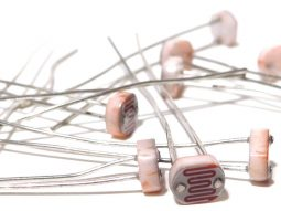 50 pcs Photo Resistor, 5 different types, 10 each GL55xx Series