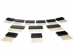 12 pcs Long Lead Shield Headers 11 mm for Arduino
