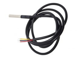 Digital Temperature Sensor DS18B20 with wire 1m, watertight