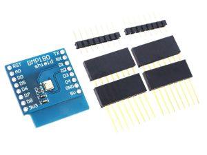 wemos d1 mini BMP180 pressure sensor 1 300x225 - wemos_d1_mini_BMP180_pressure_sensor_1