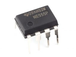 NE555 DIP-8 Timer, Pulse Generation, Oscillator IC
