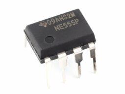 NE555 DIP-8 Timer, Pulse Generation, Oscillator IC