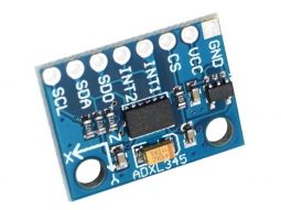 ADXL345 3-Axis Digital Accelerometer Module, I2C interface