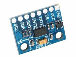 ADXL345 3-Axis Digital Accelerometer Module, I2C interface
