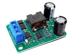 DC-DC Converter 9-35V to 5V 6A screw terminals