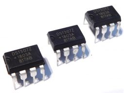 DS1307 Real Time Clock Chip RTC DIP-8