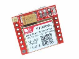 SIM800L Quad Band GSM/GPRS Module 850/900/1800/1900 MHz