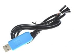 usb ttl rs232 pl2303 cable 1 255x191 - USB TTL RS232 COM Port Converter Cable PL2303TA Windows XP to 10