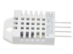 DHT22 Temperature Humidity Sensor 16bit digital interface