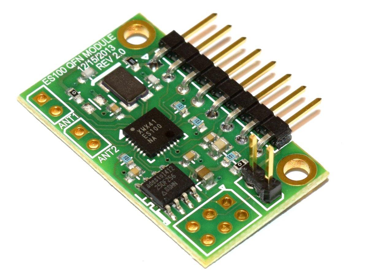 EverSet ES100 ADK V2 WWVB BPSK Phase Modulation Receiver only