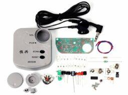 2 x 50 Watt Class-D Stereo Amplifier with volume control