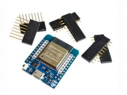 WEMOS D1 Mini ESP32 Minikit Dual Core 240MHz WiFi Bluetooth