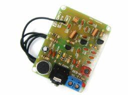 FM Wireless Microphone Transmitter DIY solder learning Kit