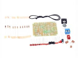 FM Wireless Microphone Transmitter DIY solder learning Kit