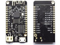 ESP32 WiFi Development Board MicroPython firmware, Lithium Battery Charger