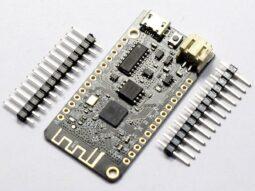 ESP32 WiFi Development Board MicroPython firmware, Lithium Battery Charger