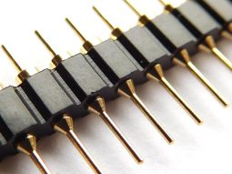 40 pin header for smd to dip adapter