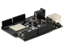 ESPDuino-32 ESP32 WEMOS R1 D32 WiFi, Bluetooth, BLE, Dual-Core