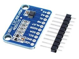 1915 fcbe3709 a07a 4cce 9bae ab3185714ff50 255x191 - ADS1115 4-Channel A/D-Converter I2C 16bit for Arduino etc.