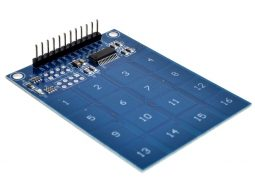 16 Key Touch Sensor Module Keypad 2.4-5.5V for Arduino etc.