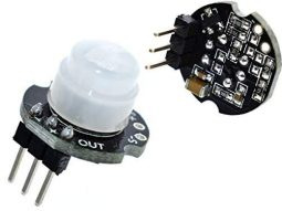 Mini PIR Motion Detector Sensor Switch for Arduino etc.