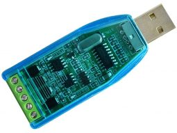 USB to RS485 RS422 4-Wire Interface Adapter CH340
