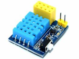 ESP-01 Temperature Humidity Sensor 16bit Digital Interface DHT11