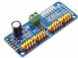 2172 919461b1 1667 460c addc 3043843cd9280 2 255x191 - 16-Channel 12-bit PWM/Servo Driver - I2C interface - PCA9685