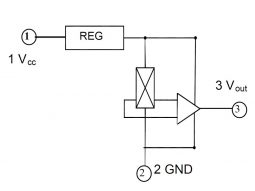 SS49E Linear Hall Effect Sensor 4.5-6V - Magnetic Sensor - TO-92