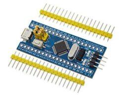 2179 0eda59cb 6f68 4178 9fdb f815fbc46d670 255x191 - Blue Pill original STM32F103C8T6 with 72MHz - RTC - micro USB