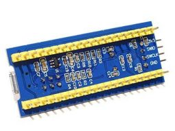 2179 5f110df3 b157 487b a9b7 78476548ec5c1 255x191 - Blue Pill original STM32F103C8T6 with 72MHz - RTC - micro USB