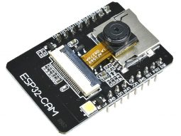 2184 1b68d8ee 235c 4560 9c0e 0a90a21242530 255x191 - ESP32-CAM WiFi Bluetooth - 240MHz Dual Core - 2MP Camera